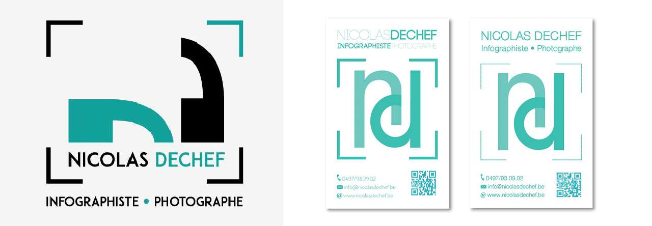 Nicolas Dechef Recherche Carte De Visite 03