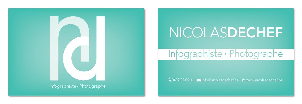 Nicolas Dechef Recherche Carte De Visite 05